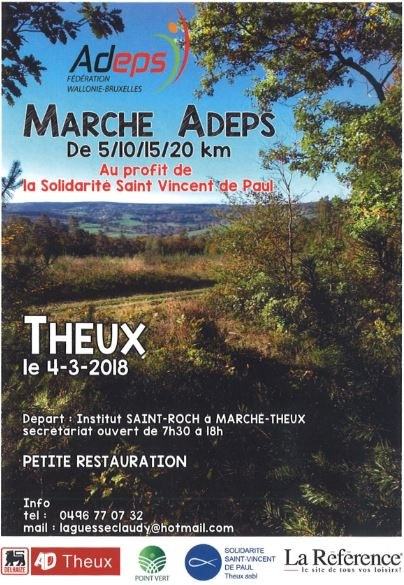 Marche ADEPS 20180304