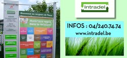 Collecte des déchets de plastiques agricoles non dangereux - Fermeture des 4 points de collecte permanents