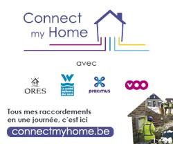 Connect My Home : le nouveau service pour faciliter vos raccordements