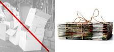 Règles de tri papier-cartons
