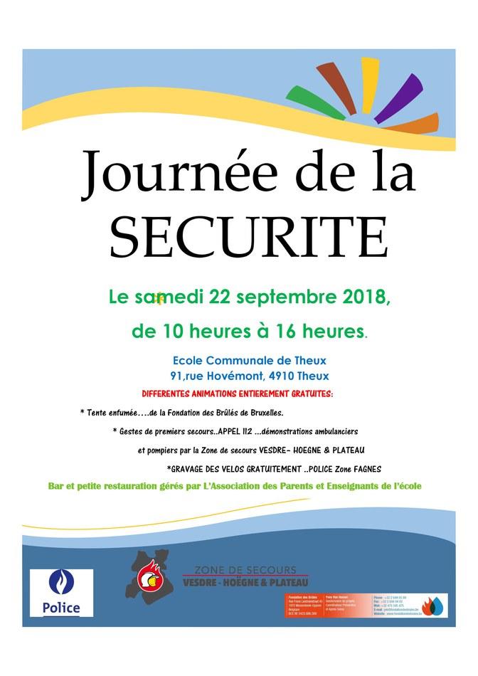 Journée sécurité 22092018