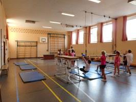Juslenville gym