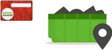 Intradel - Recyparcs - Accès commerçants et indépendants
