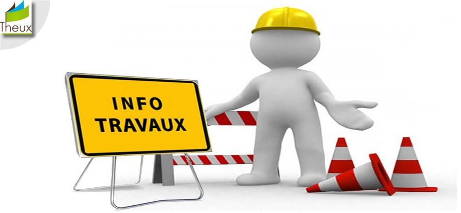POLLEUR - Reprise du chantier ce lundi 11 mars